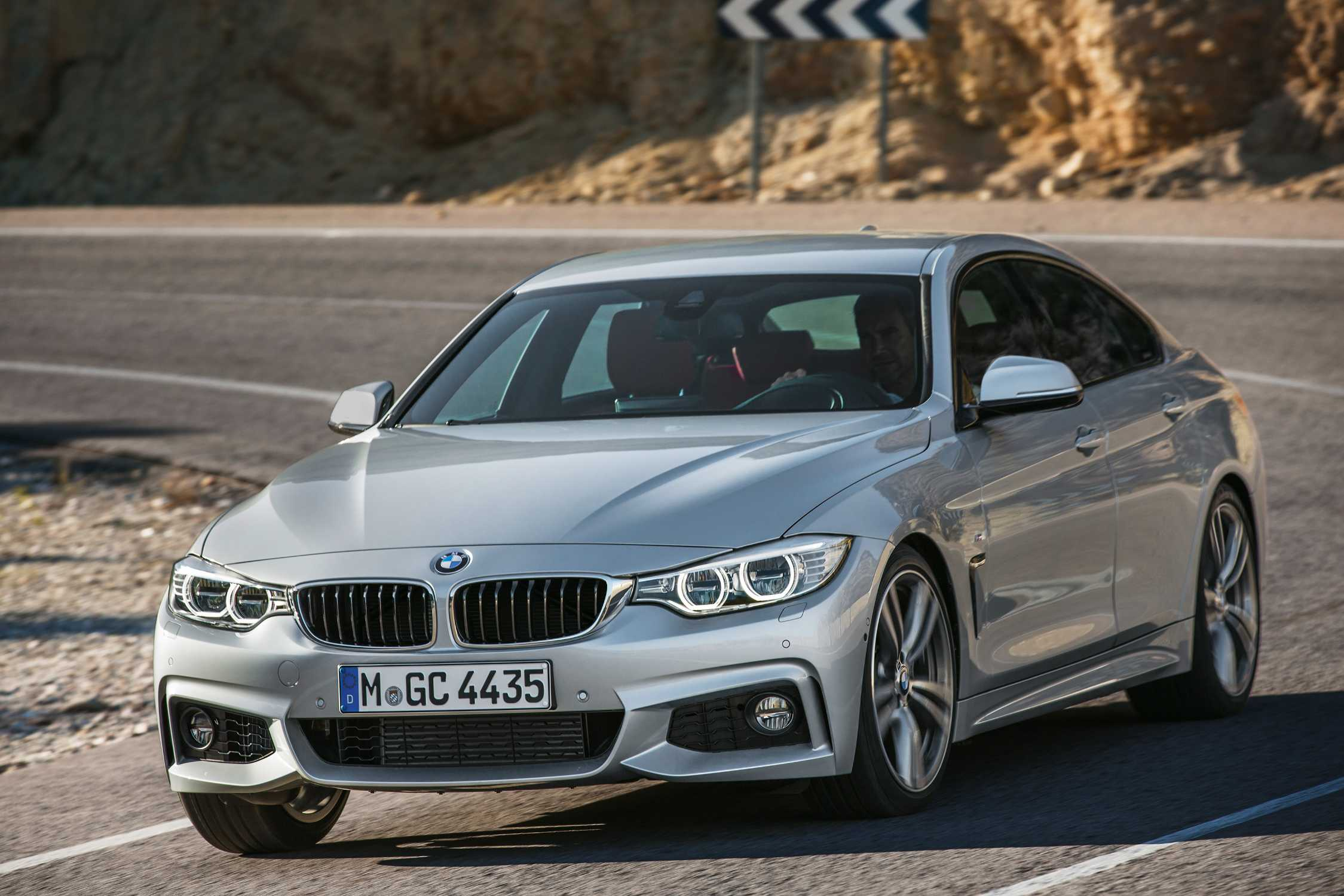 2019 BMW 4 Series Gran Coupe photo - 4
