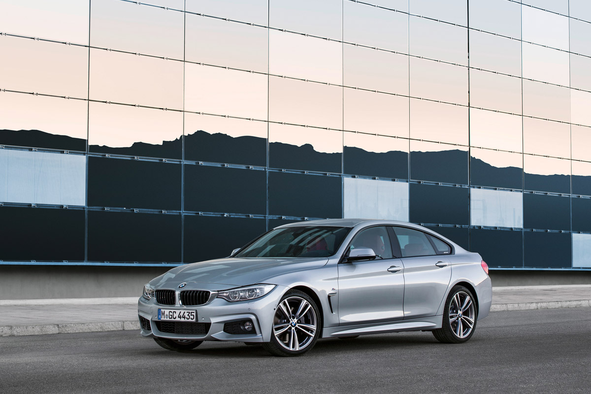2019 BMW 4 Series Gran Coupe photo - 6