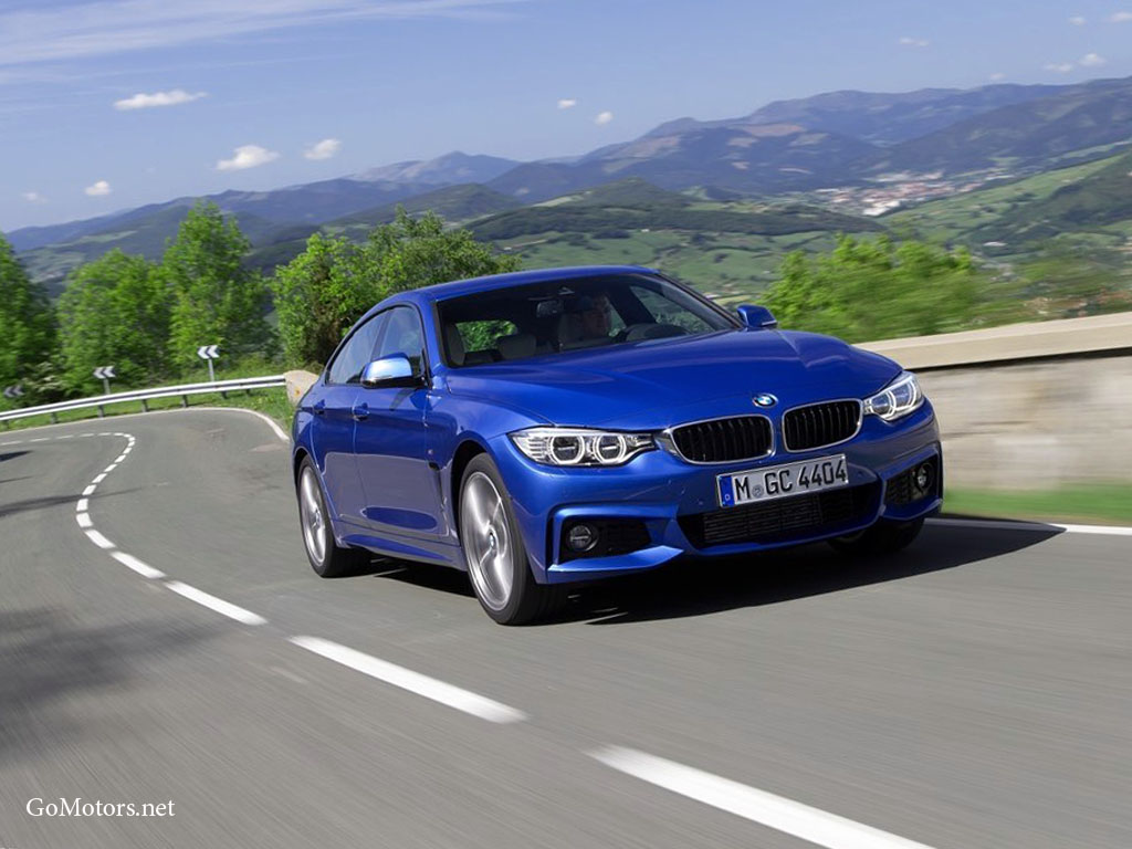 2019 BMW 428i Gran Coupe M Sport photo - 4