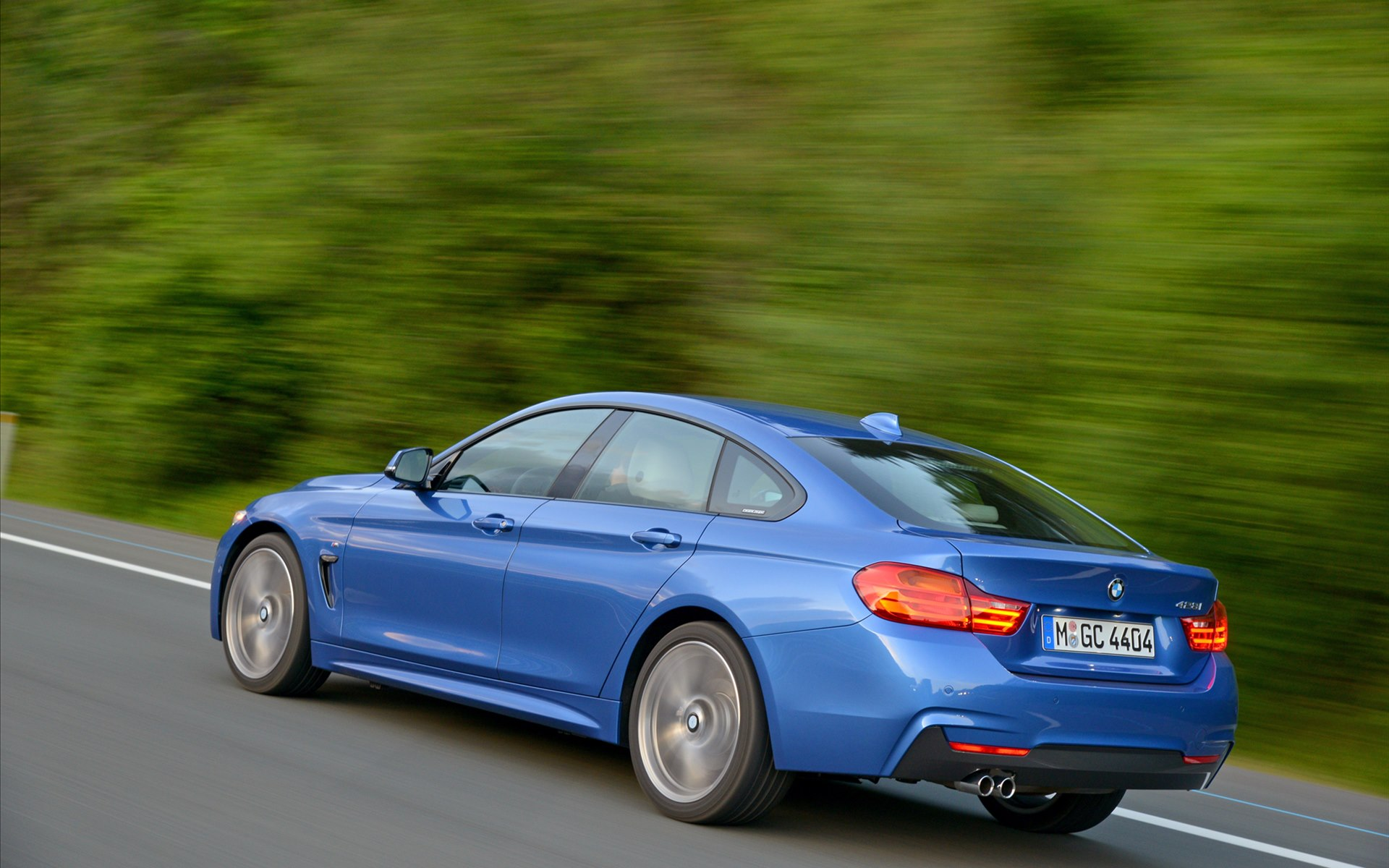2019 BMW 428i Gran Coupe M Sport photo - 5