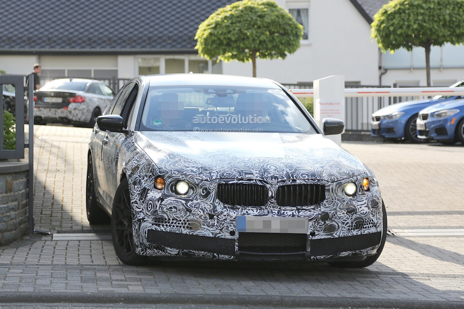 2019 BMW 5 Series photo - 6
