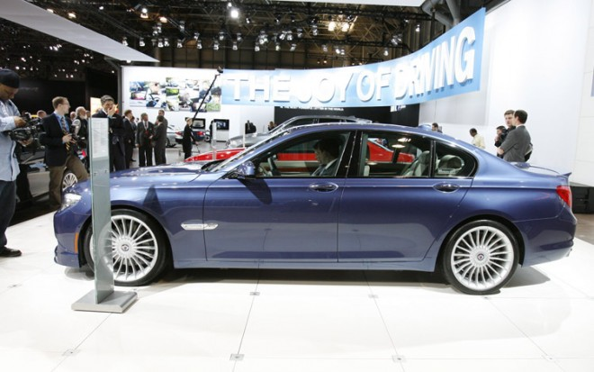 2019 BMW 5 Series ActiveHybrid Concept photo - 1