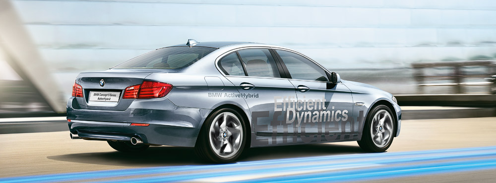 2019 BMW 5 Series ActiveHybrid Concept photo - 2