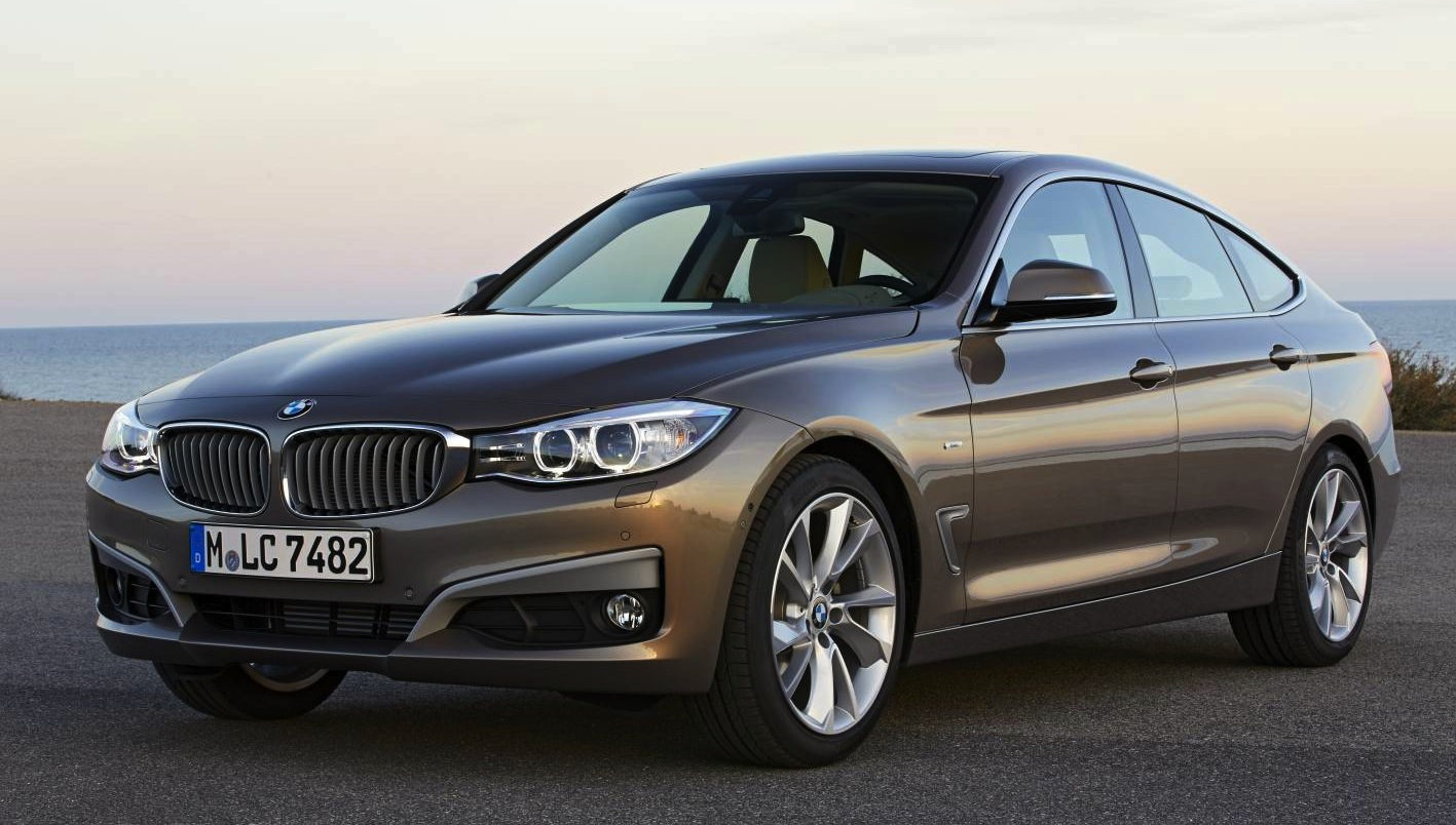 2019 BMW 5 Series Gran Turismo photo - 3