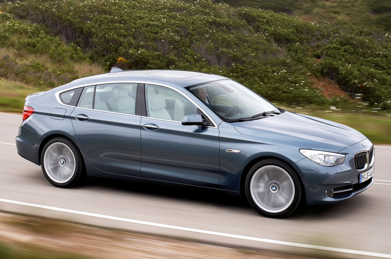 2019 BMW 5 Series Gran Turismo Concept photo - 6