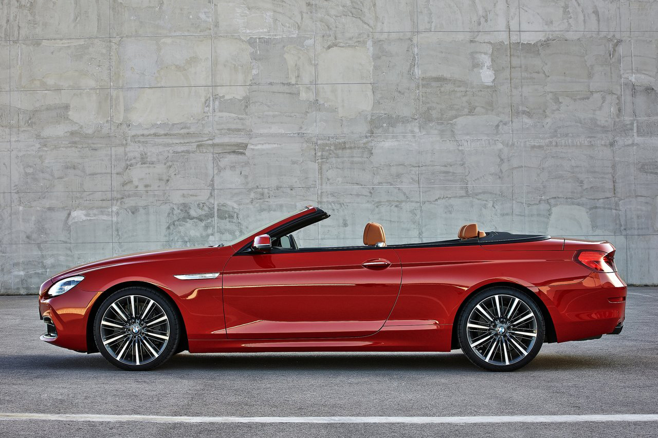 2019 BMW 6 Series Convertible photo - 1