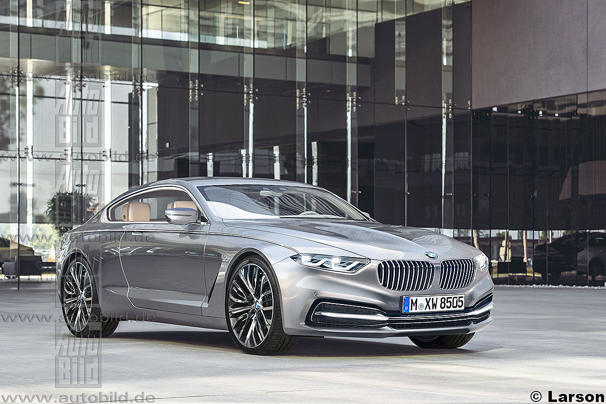 2019 BMW 6 Series Coupe photo - 6