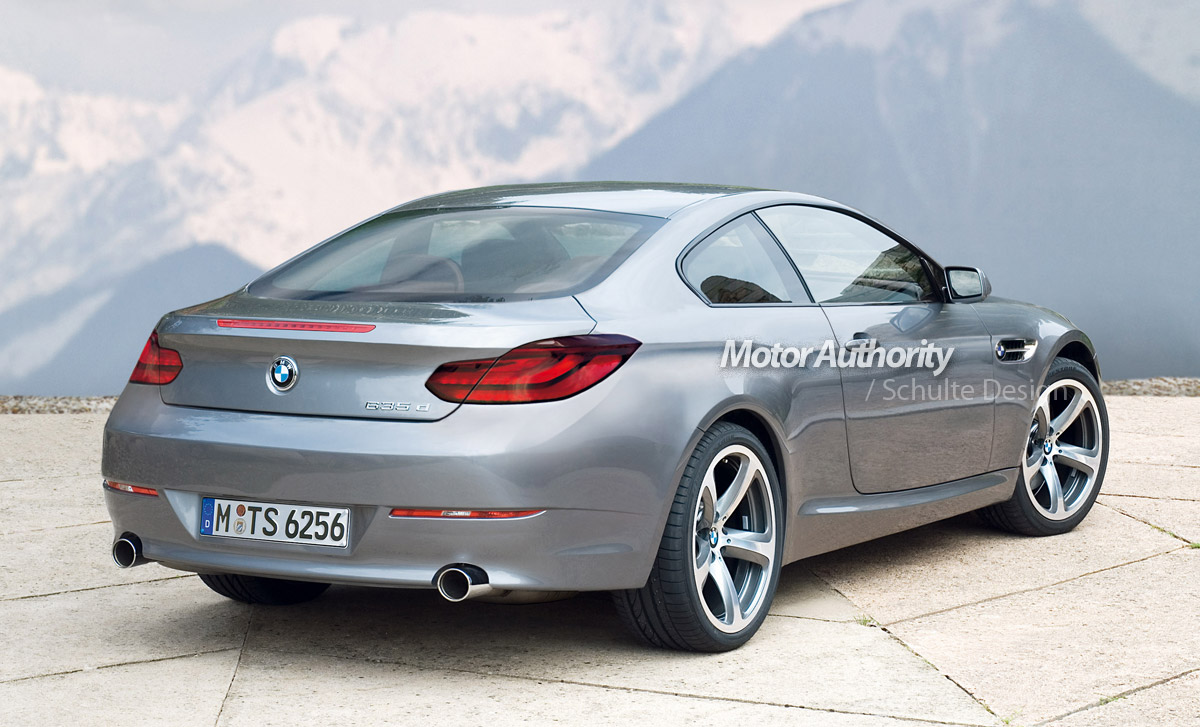 2019 BMW 6 Series Coupe Concept photo - 1