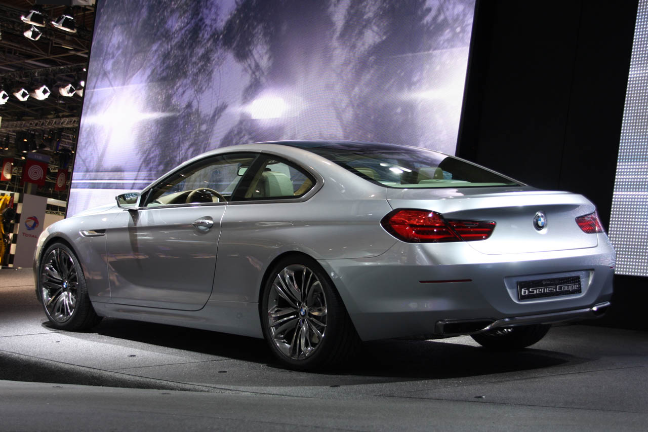 2019 BMW 6 Series Coupe Concept photo - 2