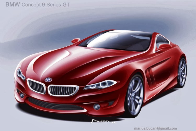 2019 BMW 6 Series Coupe Concept photo - 3