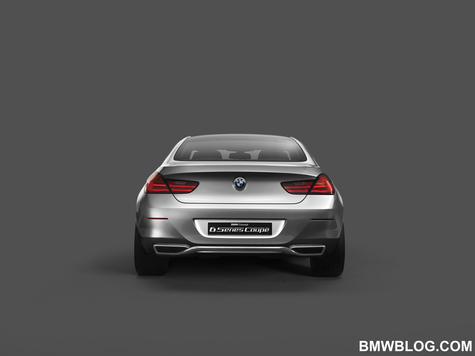 2019 BMW 6 Series Coupe Concept photo - 5