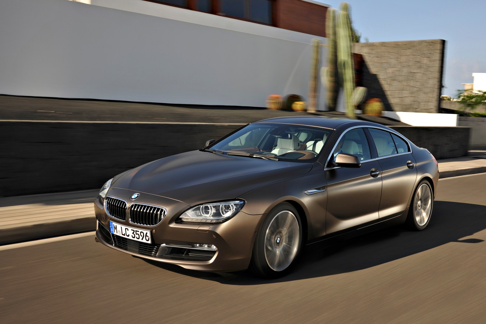 2019 BMW 6 Series Gran Coupe photo - 5