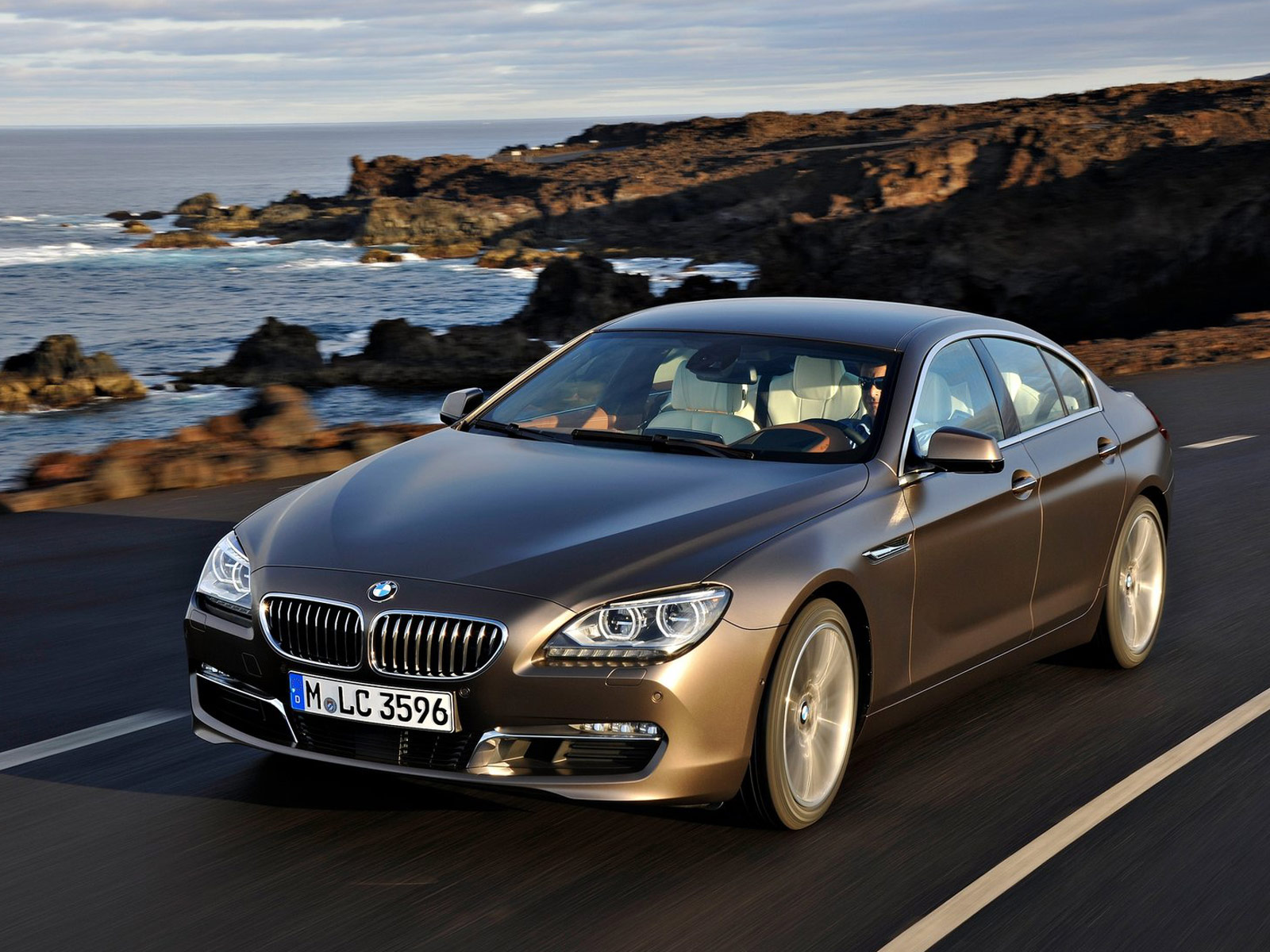 2019 Bmw 6 Series Gran Coupe Uk Version Car Photos Catalog 2018