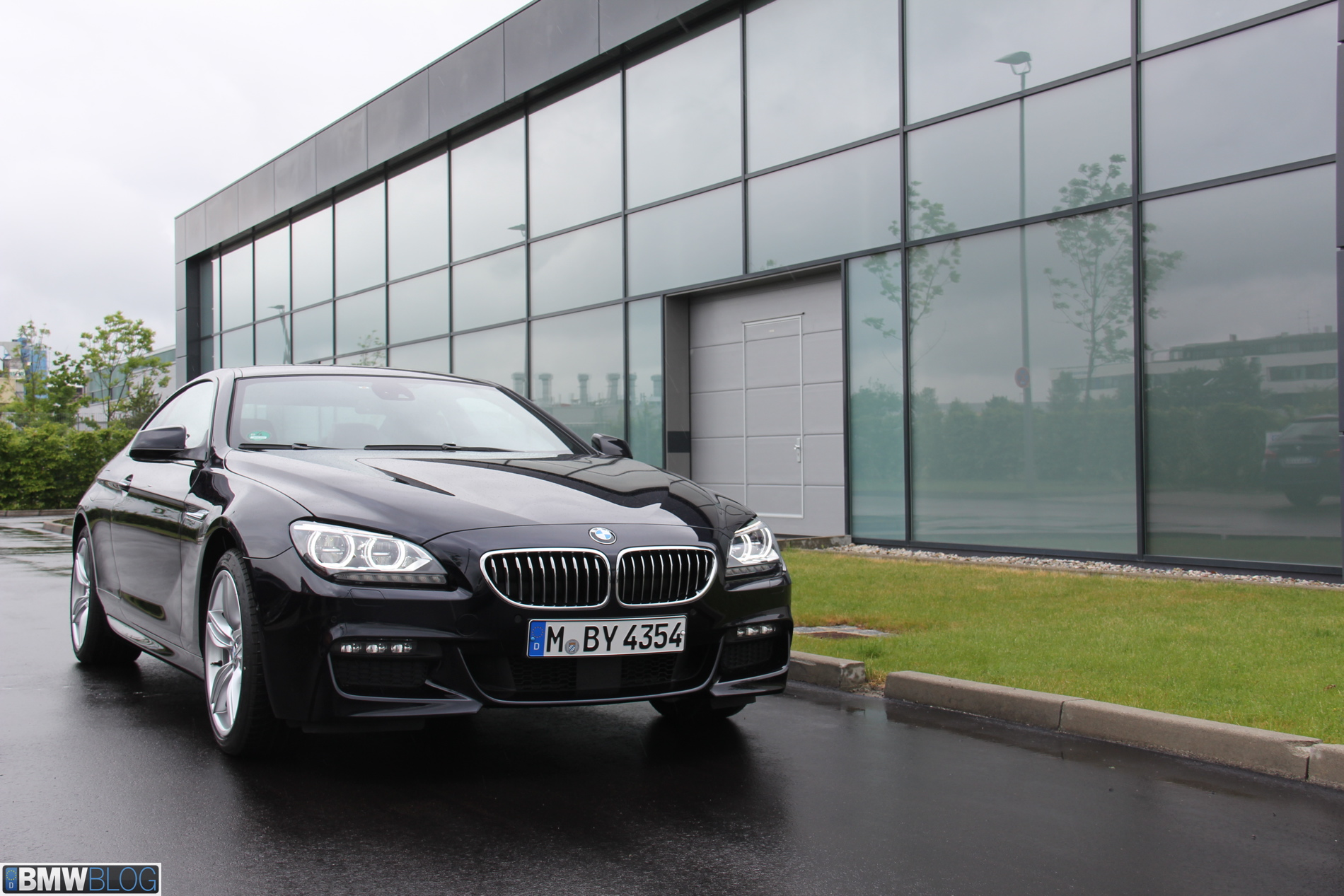 2019 BMW 640d xDrive Coupe photo - 1