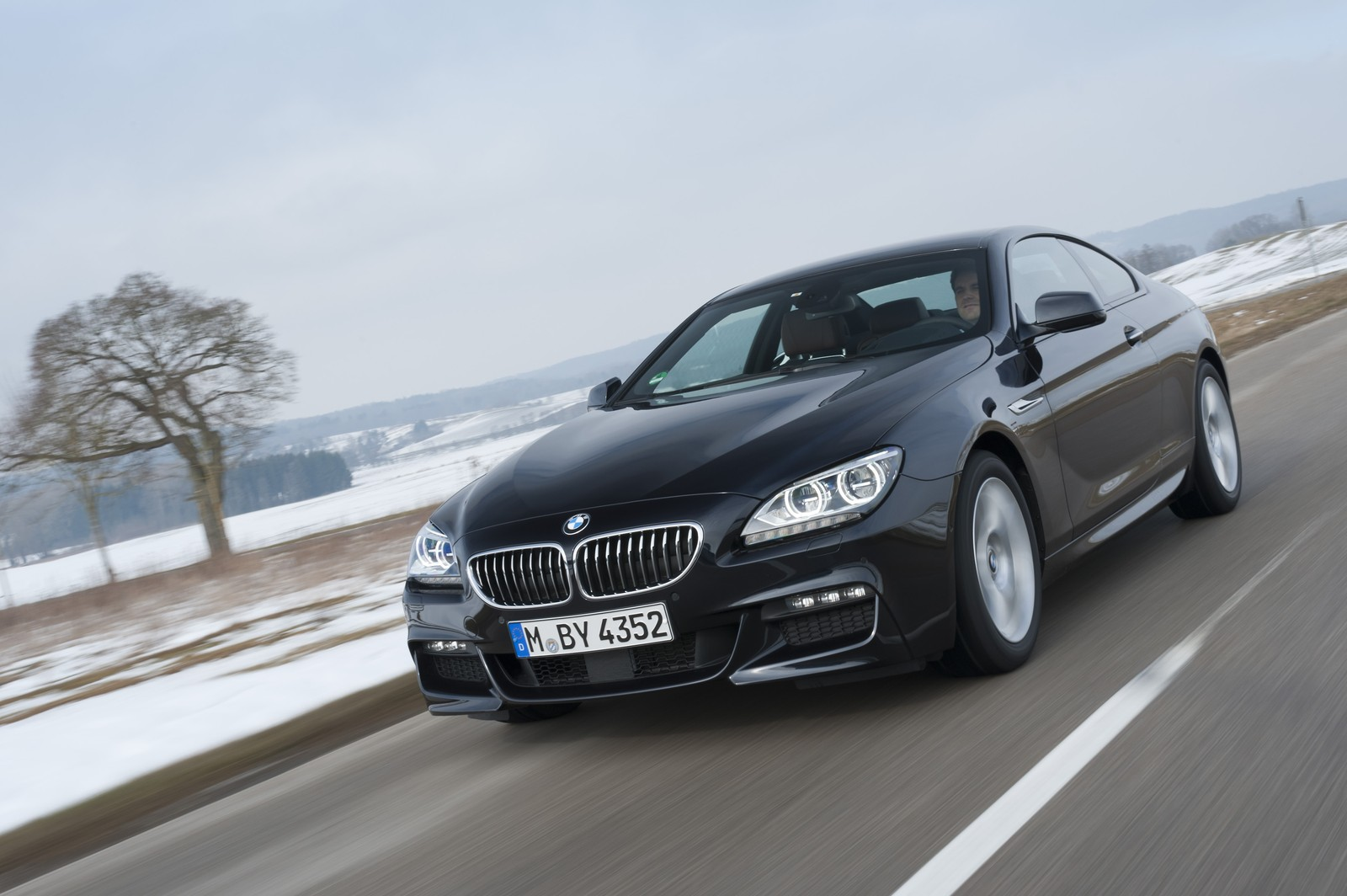 2019 BMW 640d xDrive Coupe photo - 4