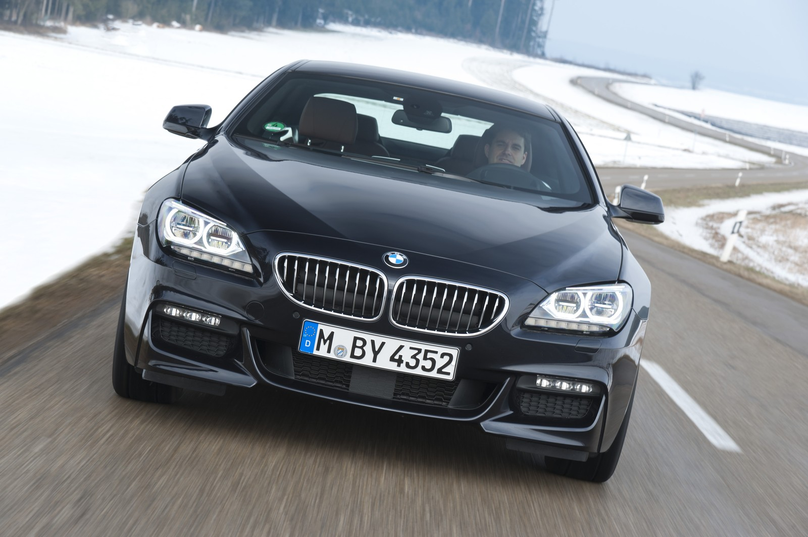 2019 BMW 640d xDrive Coupe photo - 5