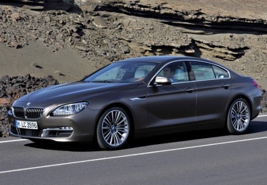 2019 BMW 640d xDrive Coupe photo - 6