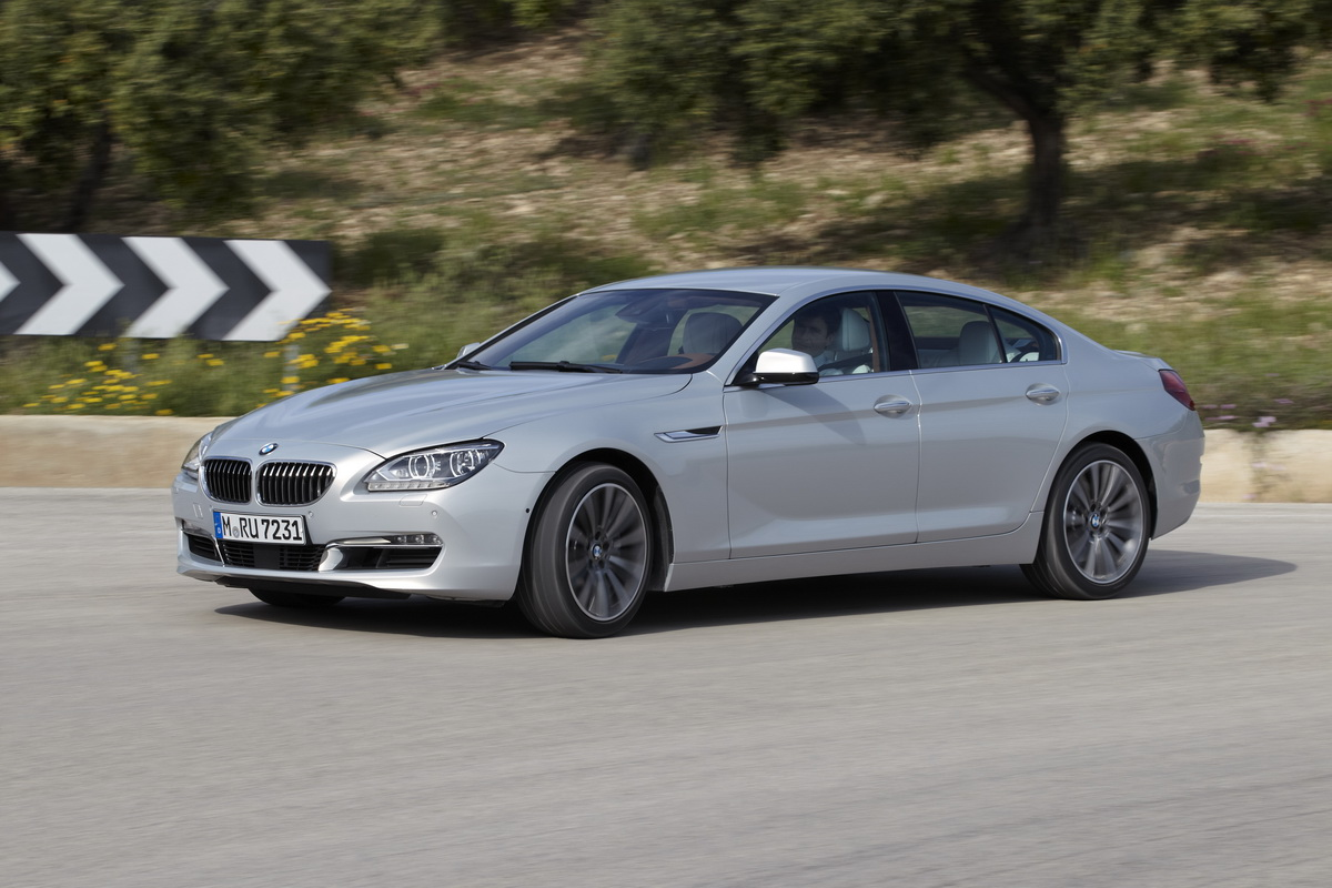 2019 BMW 640i Gran Coupe photo - 3