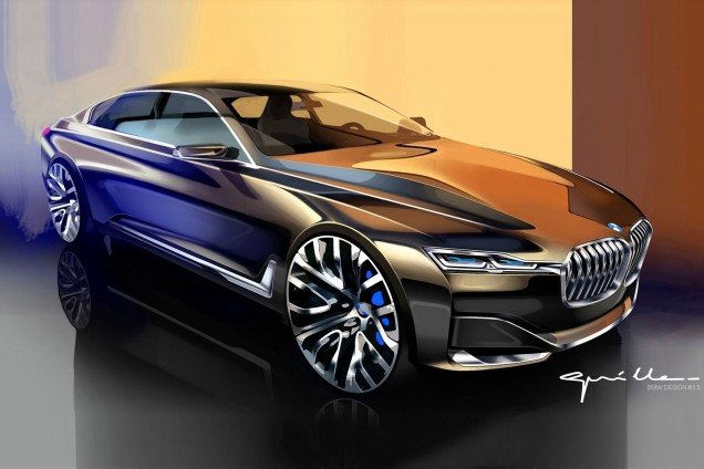 2019 BMW 7 Series photo - 6