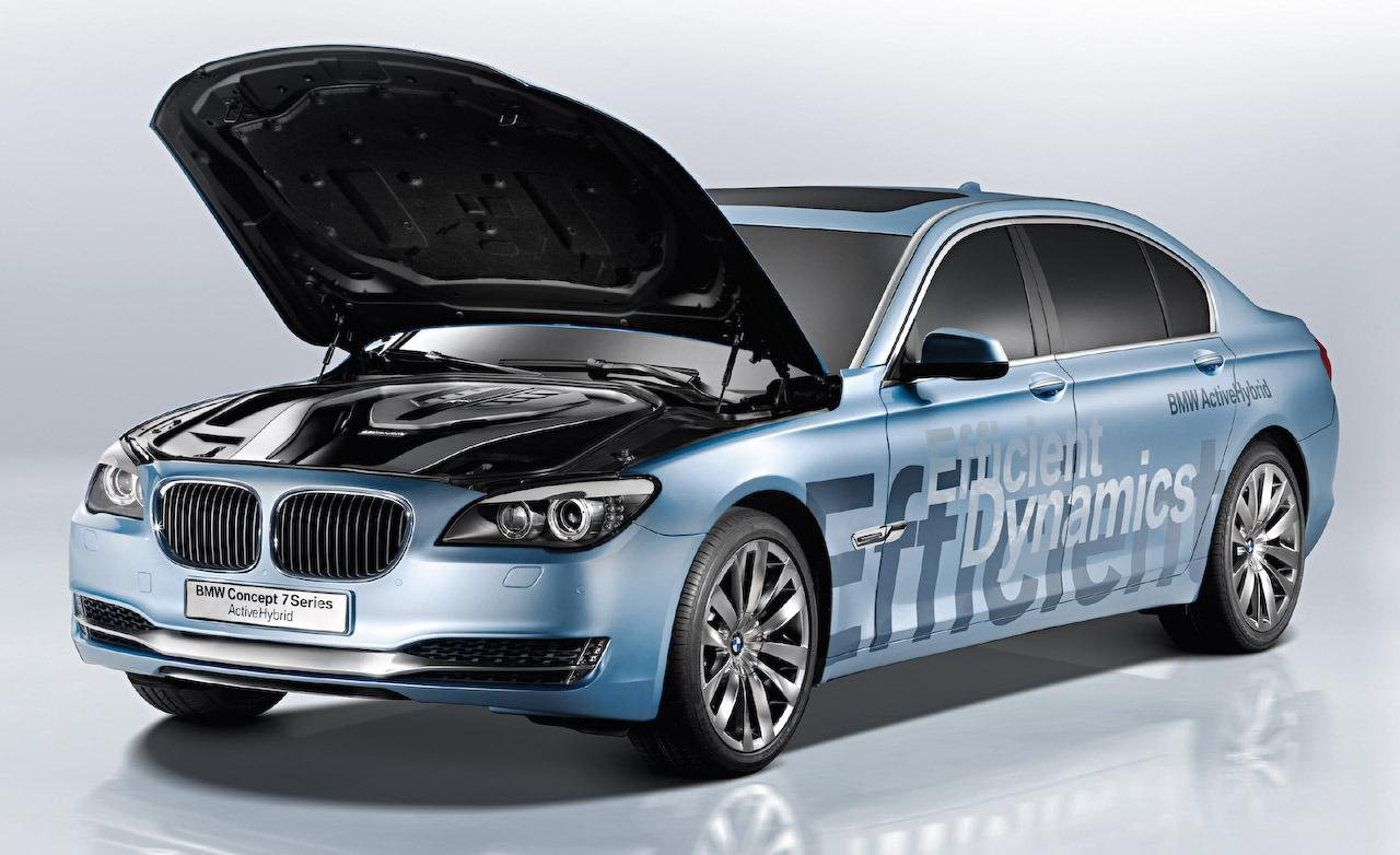 2019 BMW 7 Series ActiveHybrid Concept photo - 2