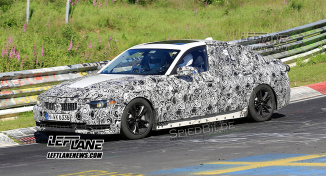 2019 BMW 7 Series Protection photo - 6