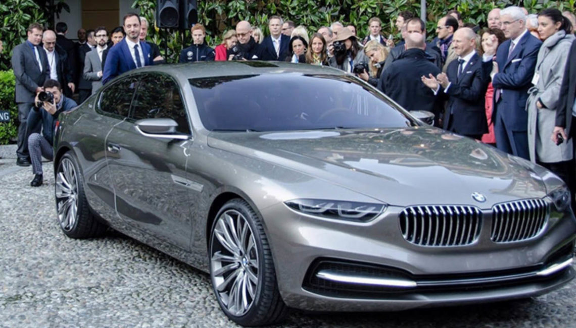 2019 BMW 8 Series photo - 3