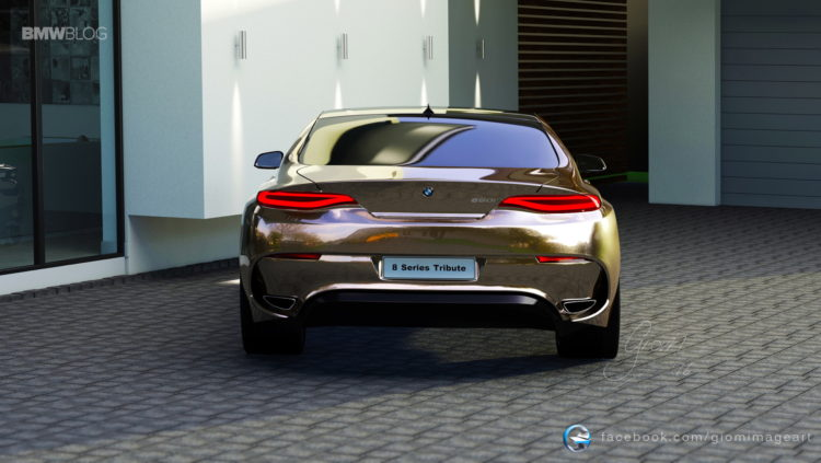 2019 BMW 8 Series photo - 5