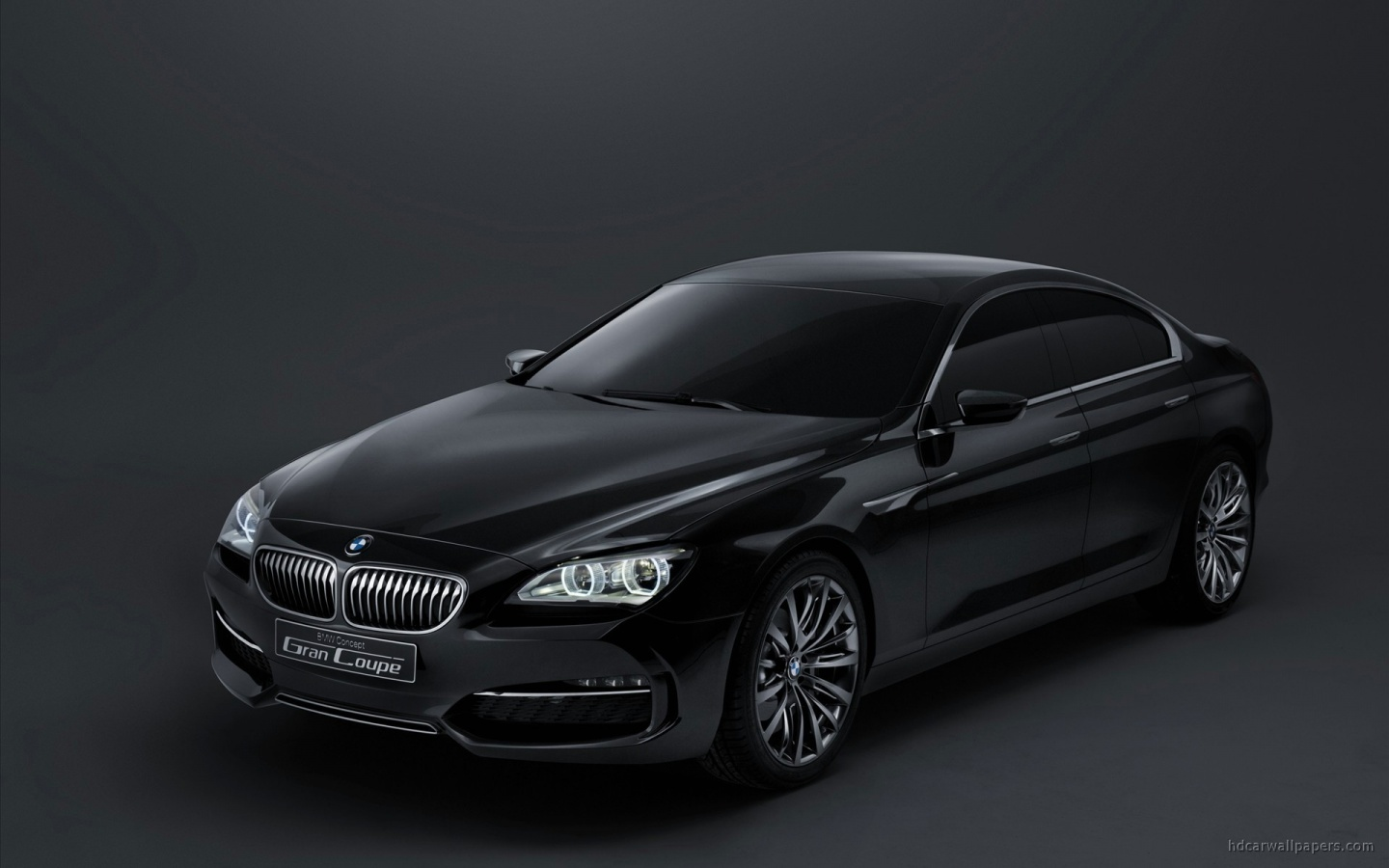 2019 BMW Gran Coupe Concept photo - 1