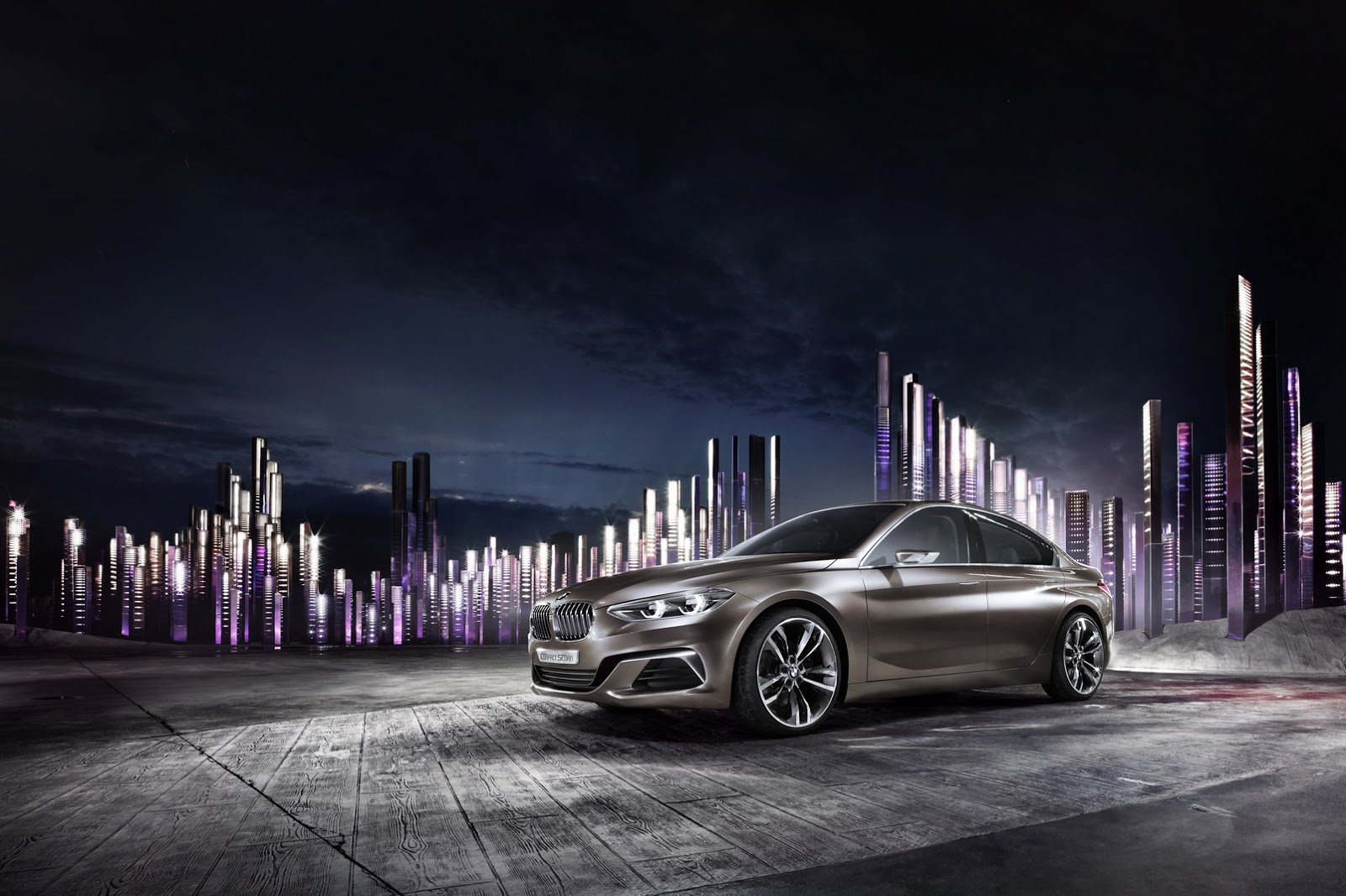 2019 BMW Gran Coupe Concept photo - 2