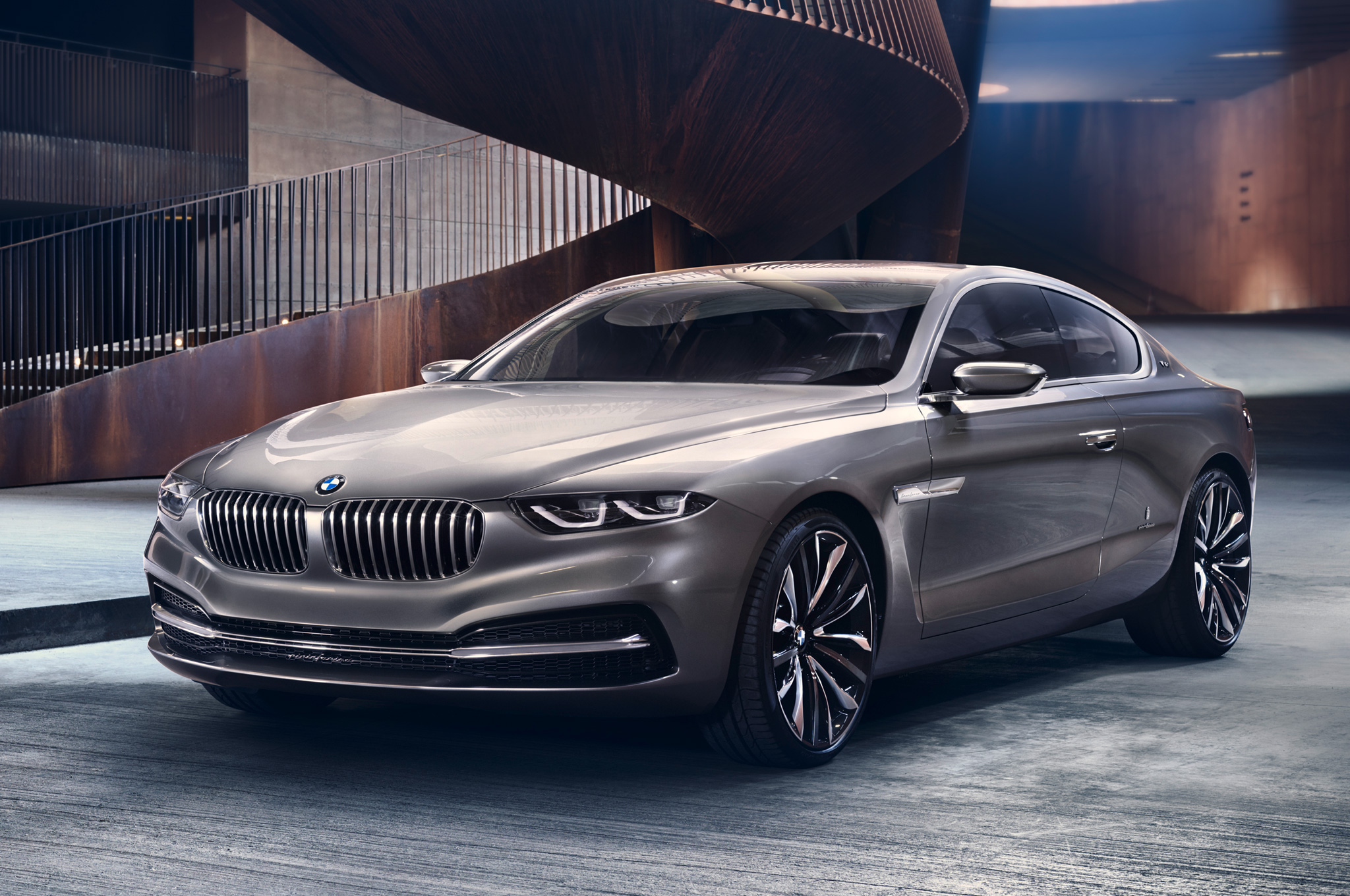 2019 BMW Gran Coupe Concept photo - 4
