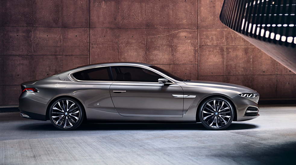 2019 BMW Gran Coupe Concept photo - 5