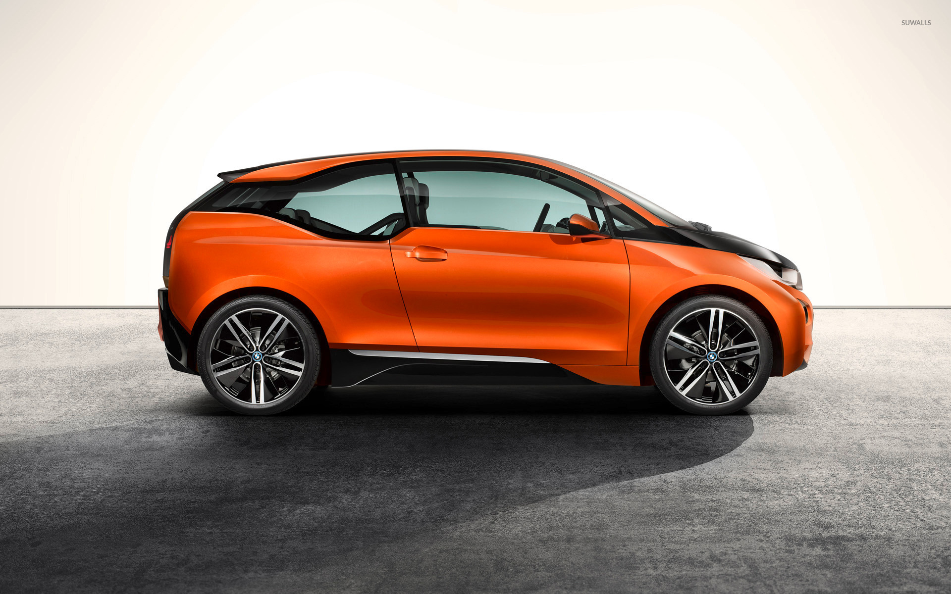 2019 BMW i3 Coupe Concept photo - 1
