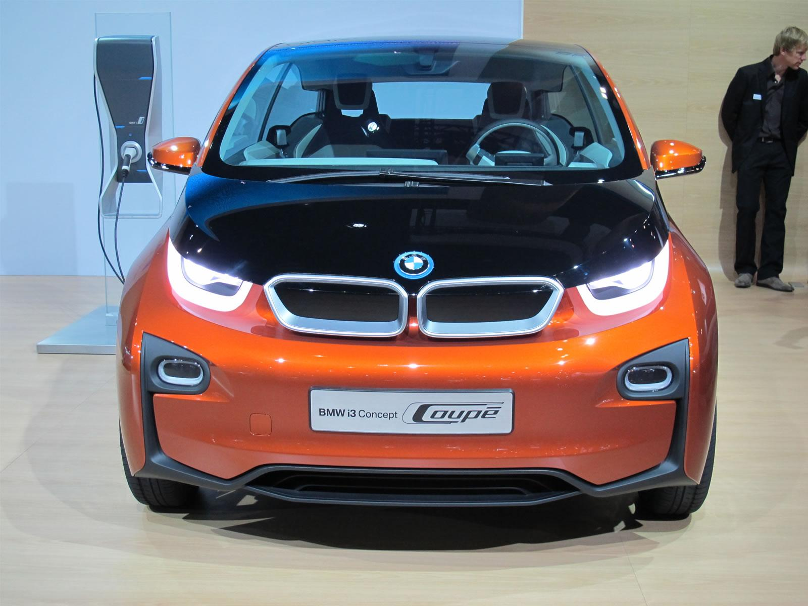 2019 BMW i3 Coupe Concept photo - 2