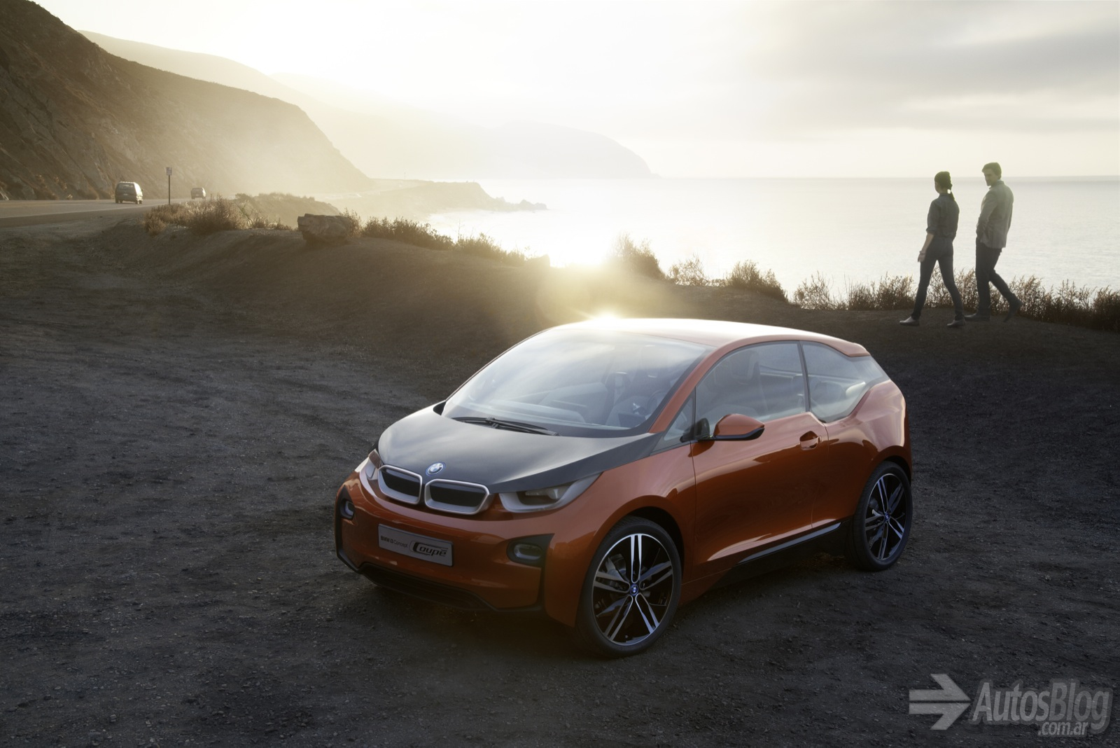 2019 BMW i3 Coupe Concept photo - 4