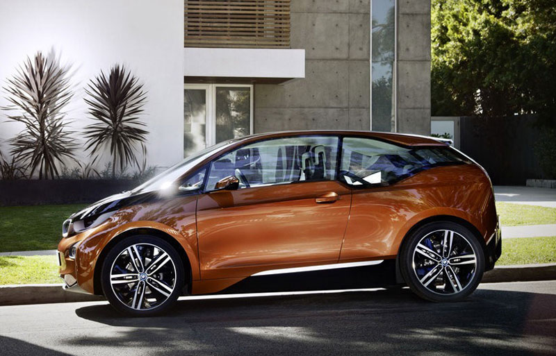 2019 BMW i3 Coupe Concept photo - 5