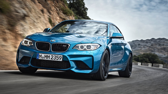 2019 BMW M Coupe photo - 5