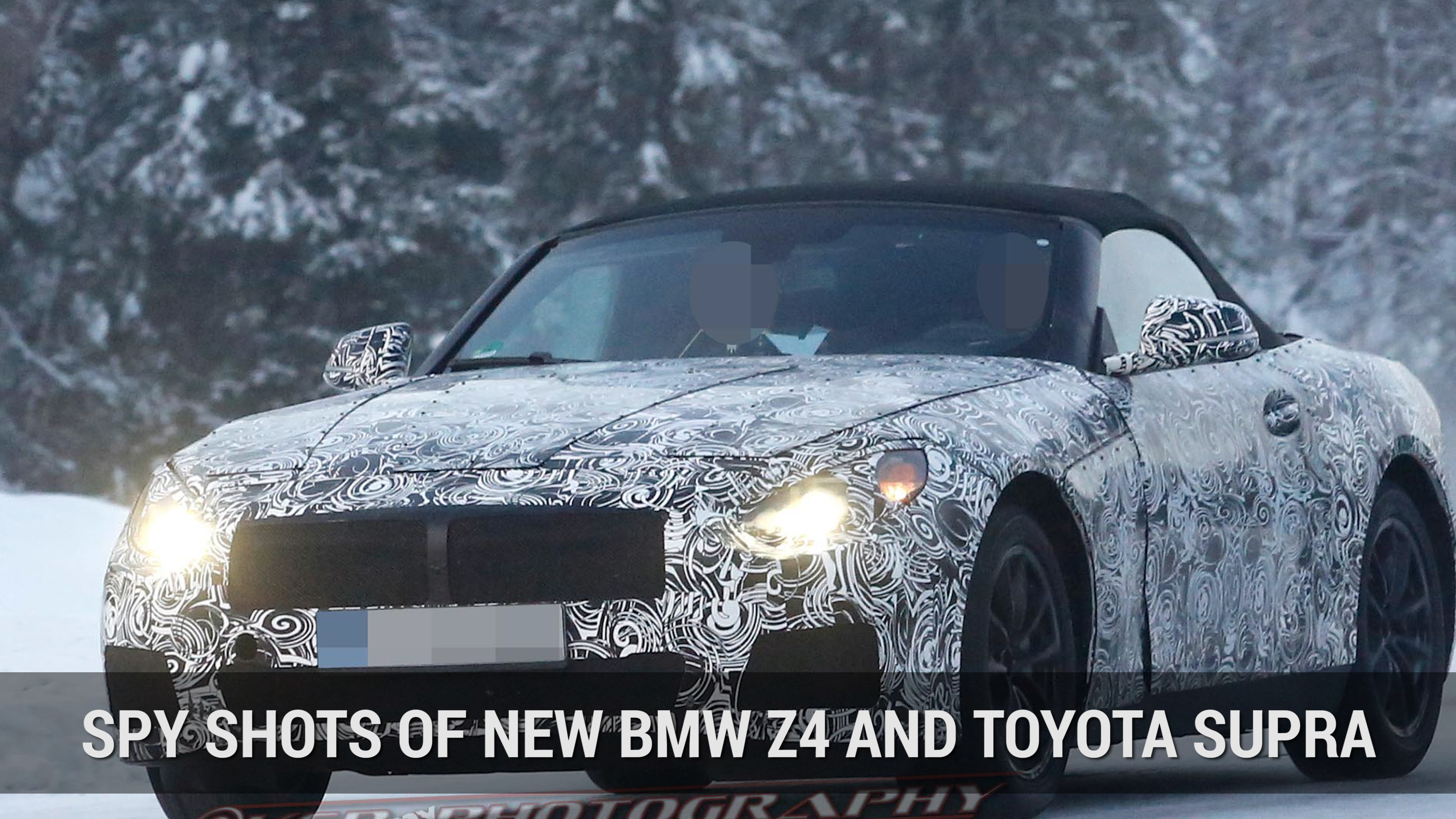 2019 BMW M Roadster photo - 2