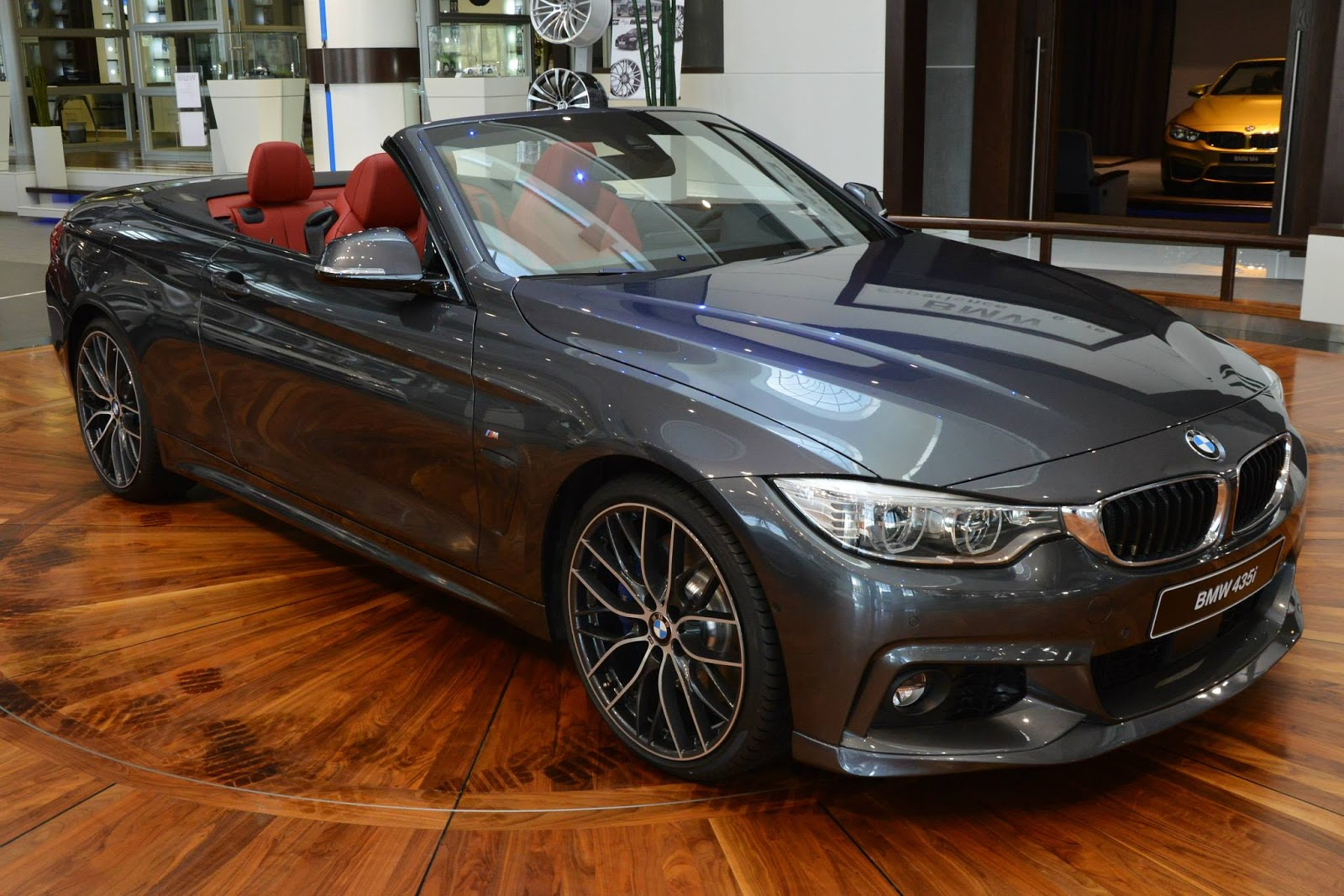2019 BMW M235i Convertible photo - 3