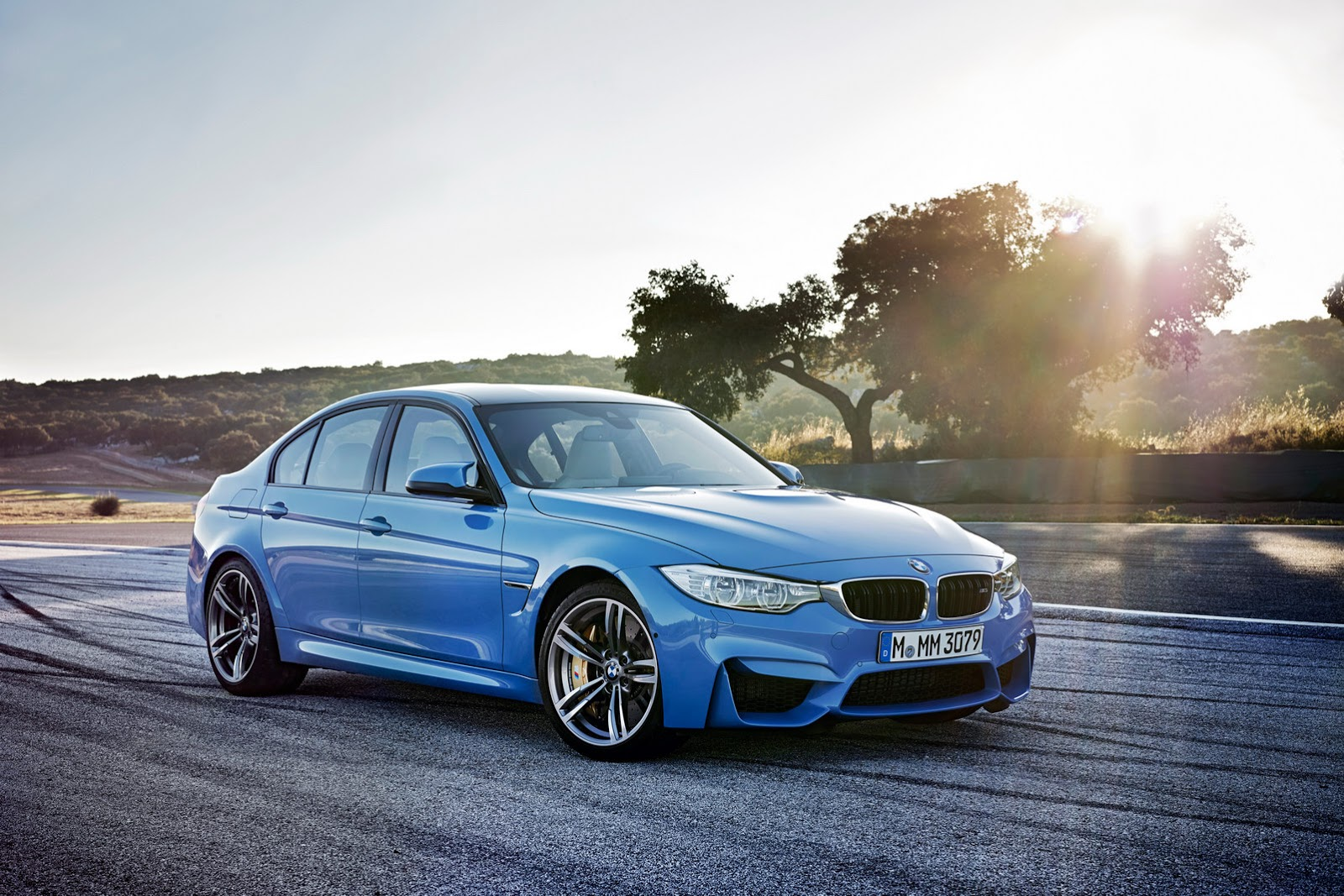 2019 BMW M3 Coupe photo - 1