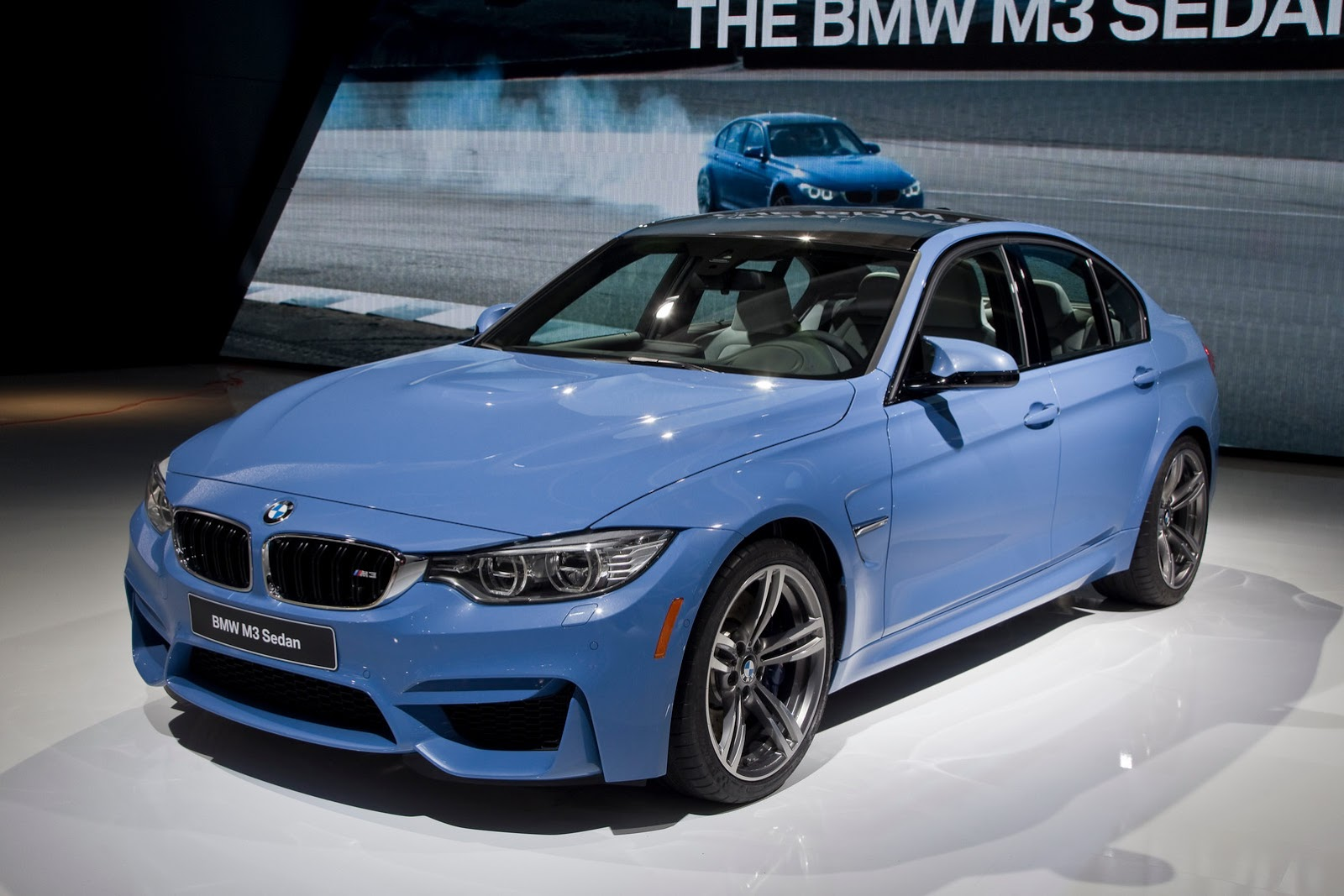 2019 BMW M3 Coupe photo - 4