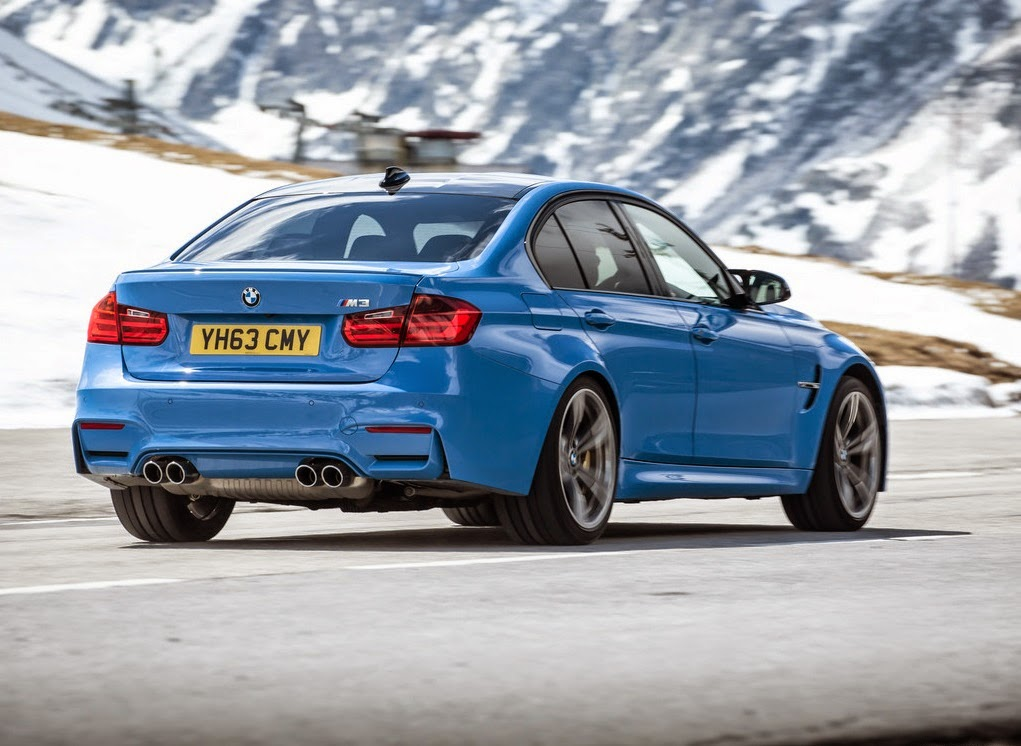 2019 BMW M3 Coupe UK Version photo - 3