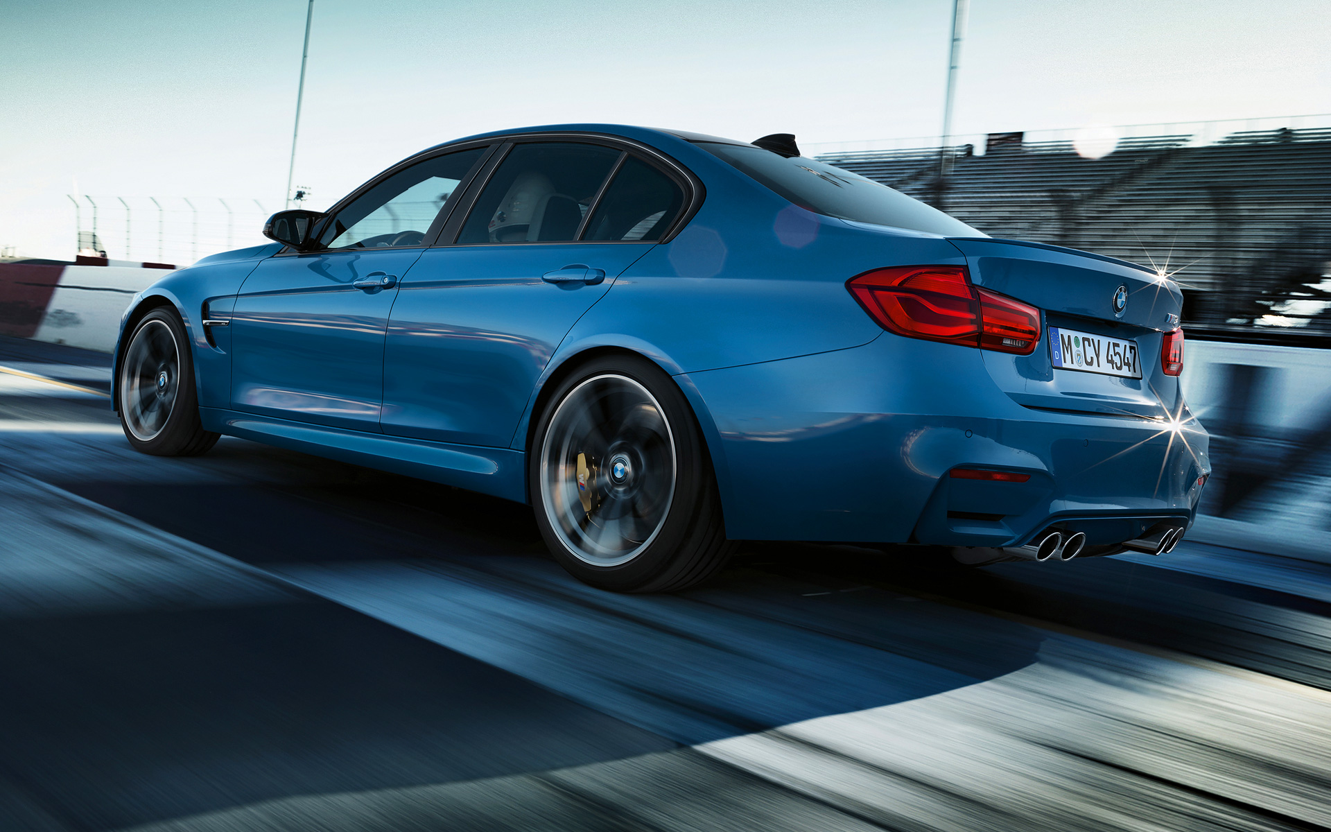 2019 BMW M3 Sedan US Version photo - 6