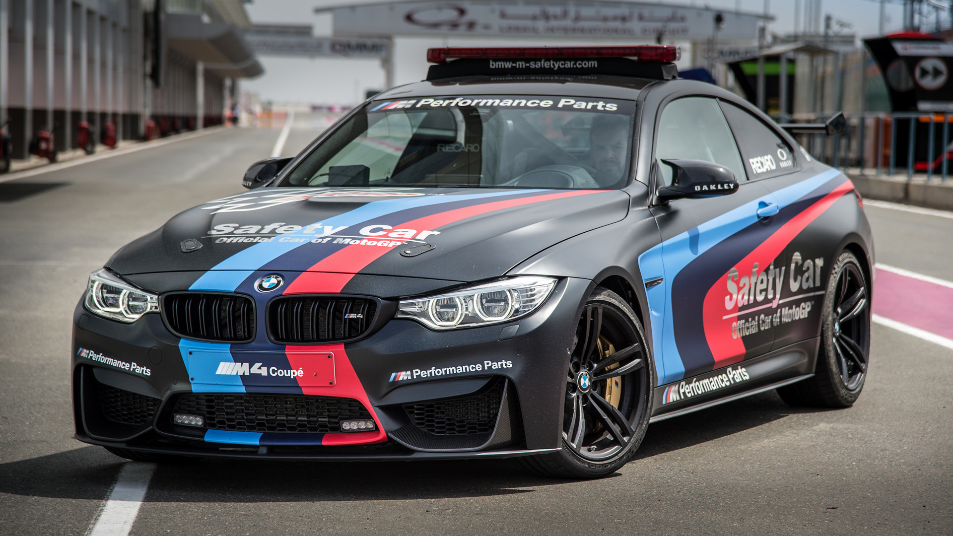 2019 BMW M4 Coupe DTM Safety Car photo - 3