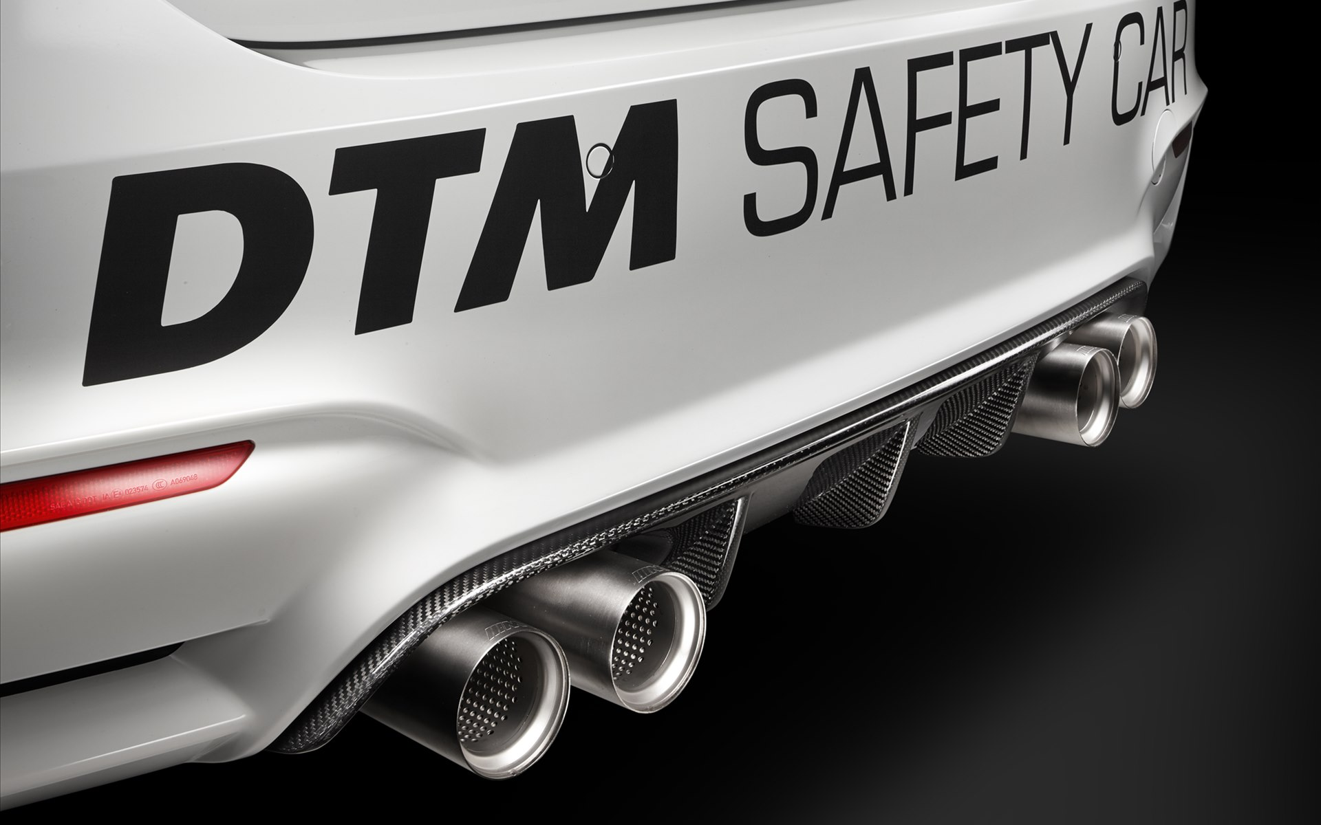 2019 BMW M4 Coupe DTM Safety Car photo - 5