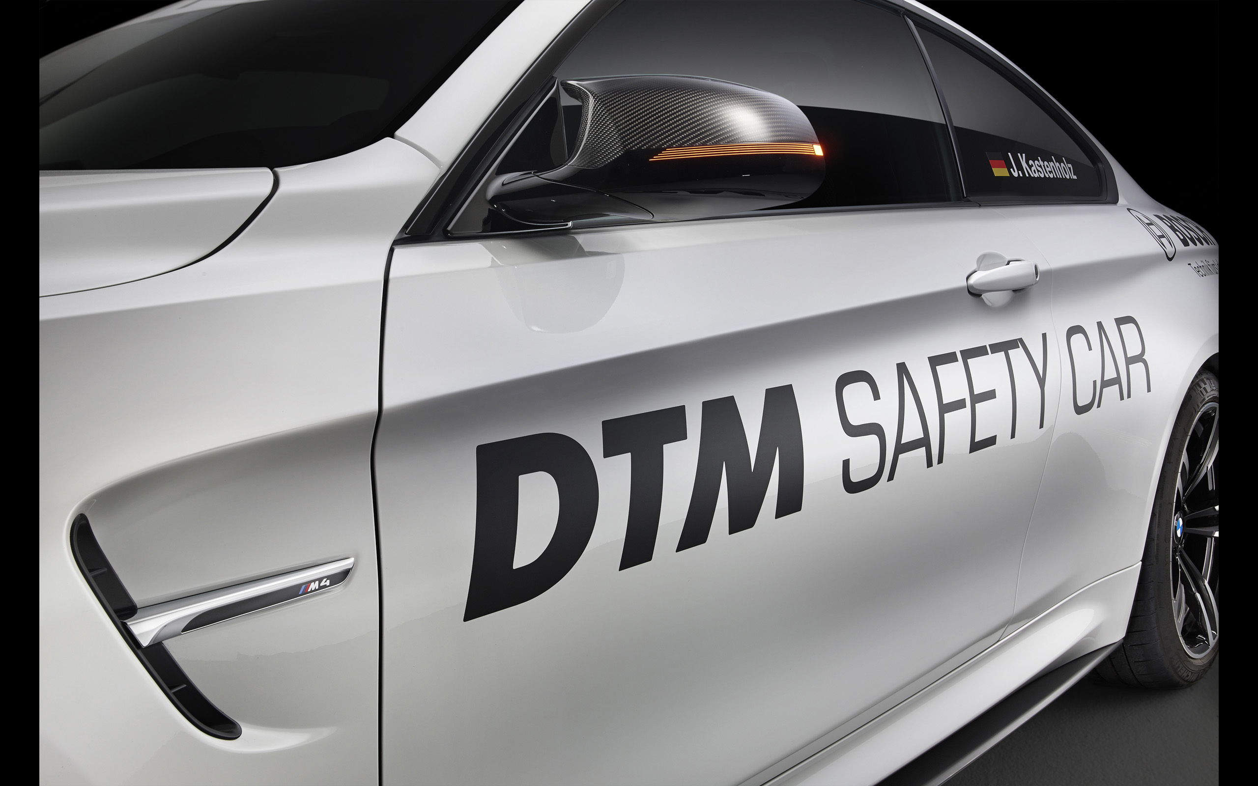2019 BMW M4 Coupe DTM Safety Car photo - 6