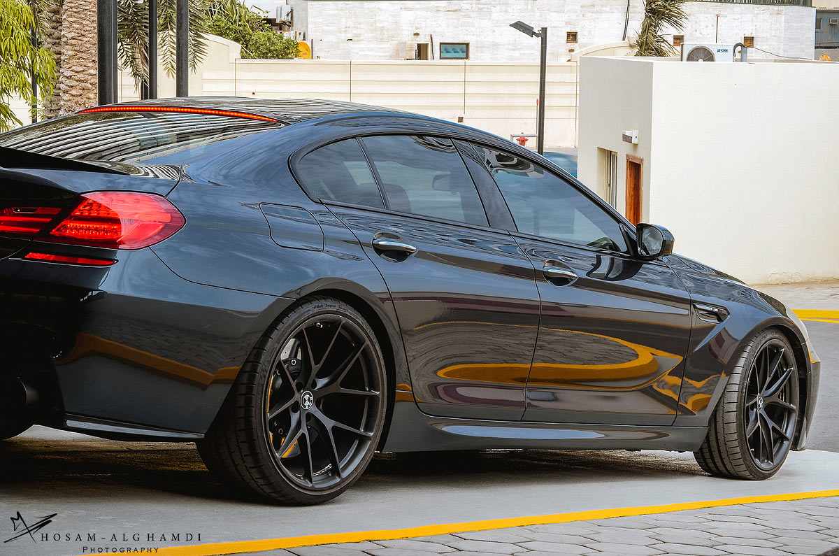 2019 BMW M6 Gran Coupe photo - 1
