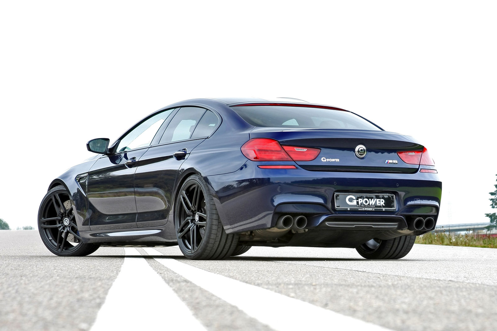 2019 BMW M6 Gran Coupe photo - 4