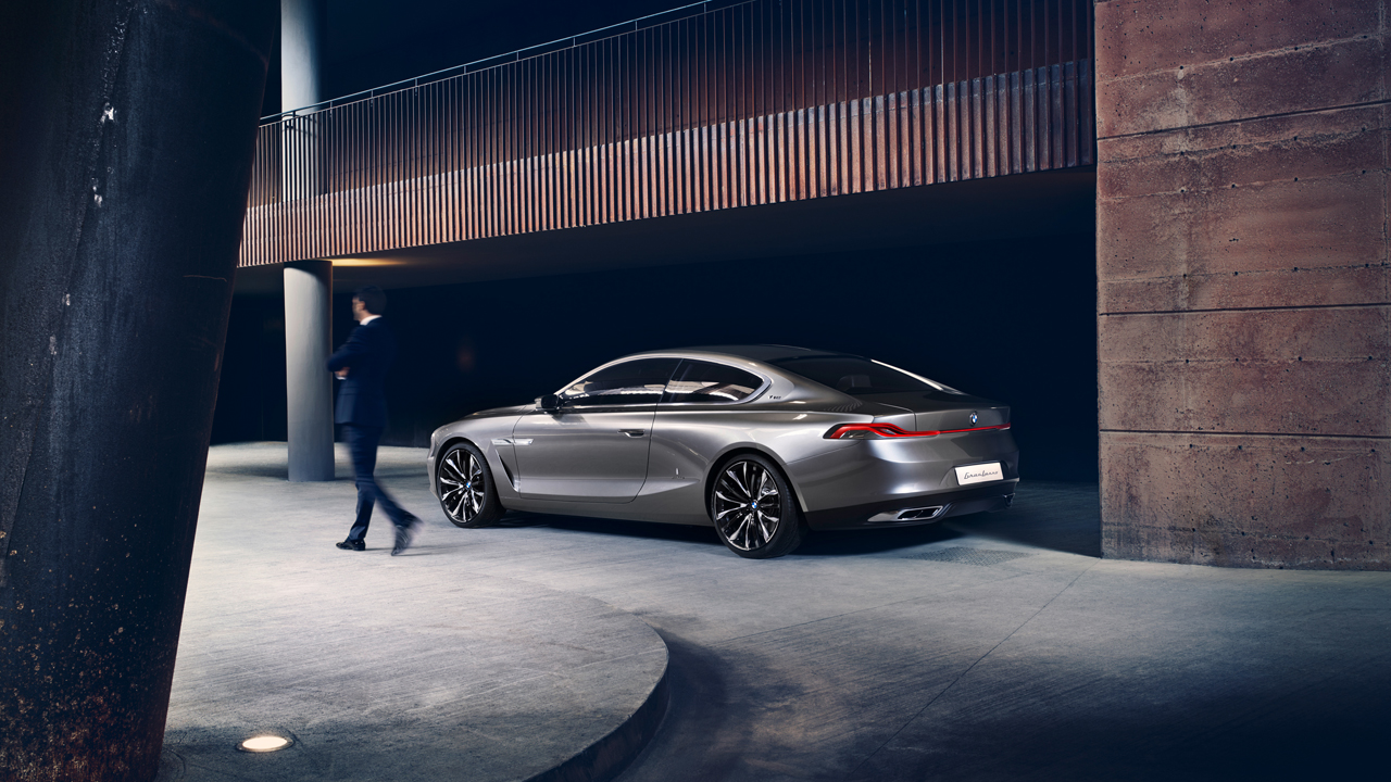 2019 BMW Pininfarina Gran Lusso Coupe photo - 1