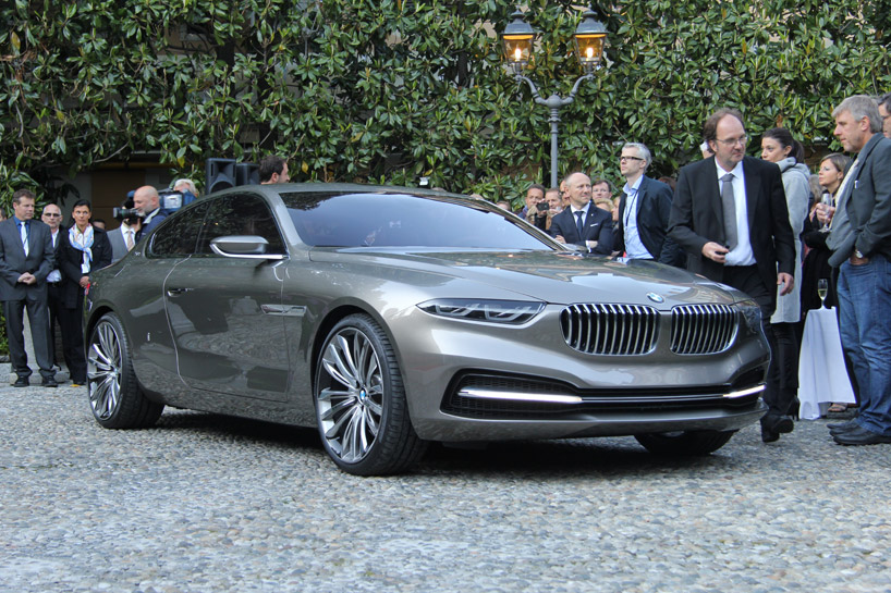 2019 BMW Pininfarina Gran Lusso Coupe photo - 2