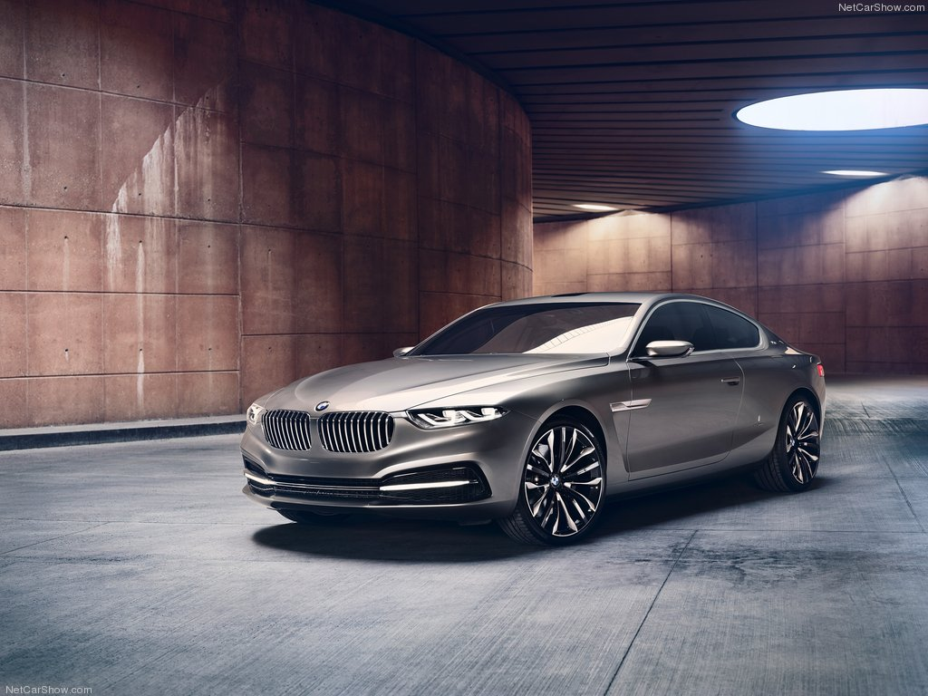 2019 BMW Pininfarina Gran Lusso Coupe photo - 4
